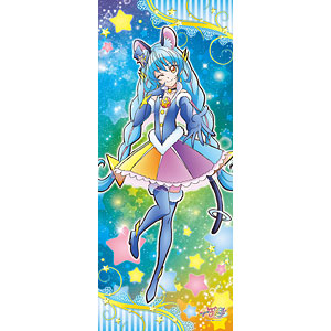 スター☆トゥインクルプリキュア 等身大タペストリー キュアコスモ