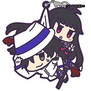Fate/Grand Order ライダー/坂本龍馬 つままれストラップ