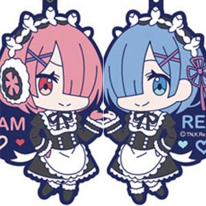 Re:ゼロから始める異世界生活 オモテウラバー 防寒衣装ラム&レム