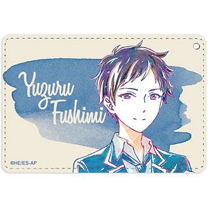 TVアニメ『あんさんぶるスターズ!』 伏見弓弦 Ani-Art 1ポケットパスケース