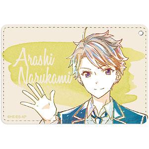TVアニメ『あんさんぶるスターズ!』 鳴上嵐 Ani-Art 1ポケットパスケース