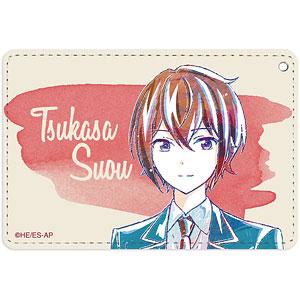 TVアニメ『あんさんぶるスターズ!』 朱桜司 Ani-Art 1ポケットパスケース
