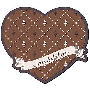グランブルーファンタジー Valentine Gift コースター サンダルフォン