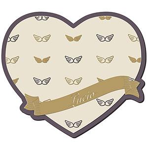 グランブルーファンタジー Valentine Gift コースター ルシオ