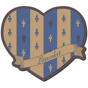 グランブルーファンタジー Valentine Gift コースター ランスロット