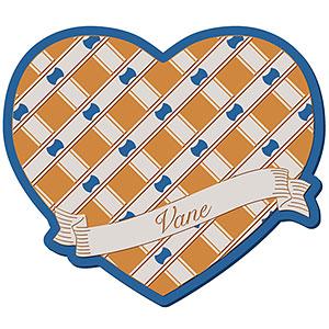 グランブルーファンタジー Valentine Gift コースター ヴェイン