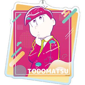 えいがのおそ松さん popdeco. series デカキーホルダー トド松