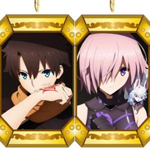 Fate/Grand Order -絶対魔獣戦線バビロニア- ぷっクリアキーホルダー 6個入りBOX