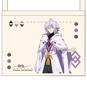 Fate/Grand Order -絶対魔獣戦線バビロニア- サコッシュ マーリン