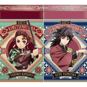 鬼滅の刃 CANDY缶コレクション 10個入りBOX (食玩)