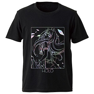 狼と香辛料 ホロのホログラムTシャツ メンズ XL