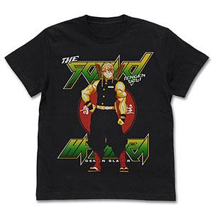 鬼滅の刃 音柱 宇髄天元 Tシャツ/BLACK-XL