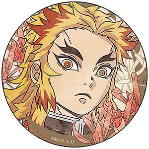 鬼滅の刃 カンバッジ 煉獄杏寿郎
