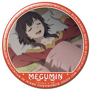 映画 この素晴らしい世界に祝福を!紅伝説 缶バッジ デザイン10(めぐみん/E)