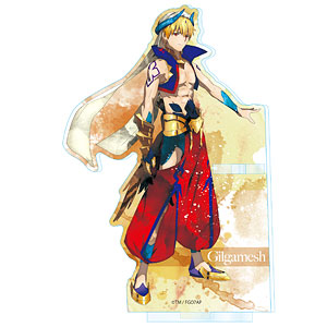 Fate/Grand Order -絶対魔獣戦線バビロニア- ウェットカラーシリーズ アクリルペンスタンド ギルガメッシュ