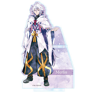 Fate/Grand Order -絶対魔獣戦線バビロニア- ウェットカラーシリーズ アクリルペンスタンド マーリン