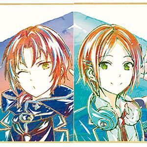 TVアニメ『あんさんぶるスターズ!』 トレーディング Ani-Art ミニ色紙 Ver.B 7個入りBOX