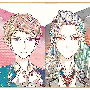 TVアニメ『あんさんぶるスターズ!』 トレーディング Ani-Art ミニ色紙 Ver.F 6個入りBOX