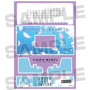 ソードアート・オンライン 卓上アクリル万年カレンダー Vol.2