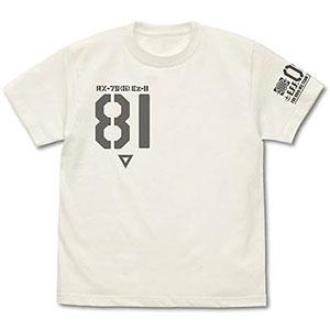 機動戦士ガンダム第08MS小隊 第08MS小隊 Ez-8 Tシャツ/VANILLA WHITE-XL