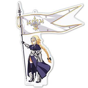 Fate/Grand Order バトルキャラ風アクリルスタンド(ルーラー/ジャンヌ・ダルク)