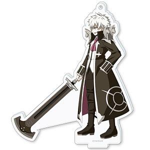 Fate/Grand Order バトルキャラ風アクリルスタンド(アサシン/シャルル=アンリ・サンソン)