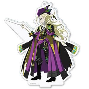 Fate/Grand Order バトルキャラ風アクリルスタンド(キャスター/ヴォルフガング アマデウス モーツァルト)