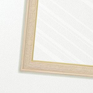 ジブリがいっぱい ジグソーパズルフレーム108&208ピース用 白木(しらき)
