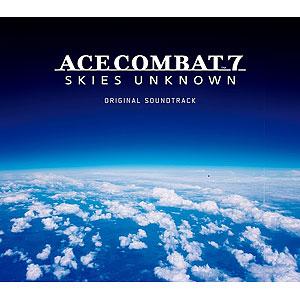 CD エースコンバット7 スカイズ・アンノウン オリジナルサウンドトラック