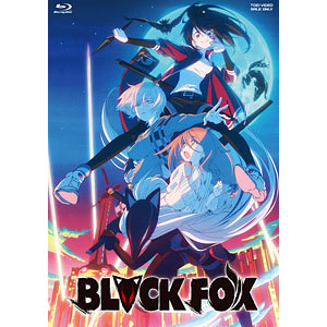 BD 劇場版 BLACK FOX (Blu-ray Disc)