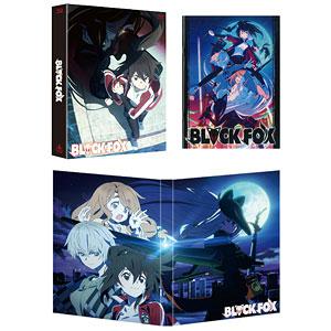 【特典】BD 劇場版 BLACK FOX 特装限定版 (Blu-ray Disc)