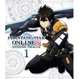 BD ファンタシースターオンライン2 エピソード・オラクル 第1巻 通常版 (Blu-ray Disc)