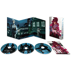 BD ノー・ガンズ・ライフ Blu-ray BOX 3 初回生産限定
