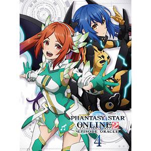 BD ファンタシースターオンライン2 エピソード・オラクル 第4巻 初回限定版 (Blu-ray Disc)