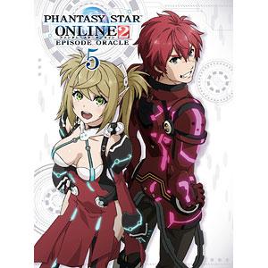 BD ファンタシースターオンライン2 エピソード・オラクル 第5巻 初回限定版 (Blu-ray Disc)