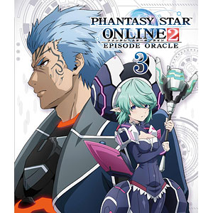 BD ファンタシースターオンライン2 エピソード・オラクル 第3巻 通常版 (Blu-ray Disc)