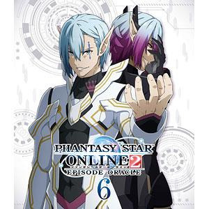 BD ファンタシースターオンライン2 エピソード・オラクル 第6巻 通常版 (Blu-ray Disc)
