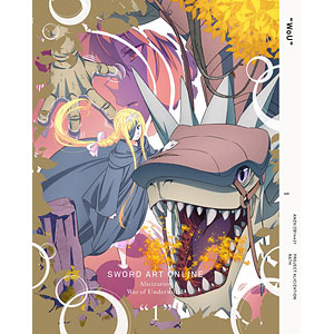 【特典】DVD ソードアート・オンライン アリシゼーション War of Underworld 1 完全生産限定版