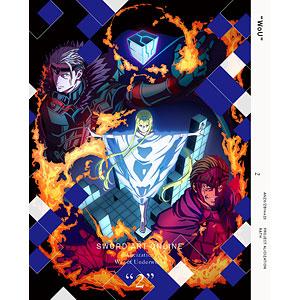 DVD ソードアート・オンライン アリシゼーション War of Underworld 2 完全生産限定版