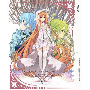 DVD ソードアート・オンライン アリシゼーション War of Underworld 5 完全生産限定版