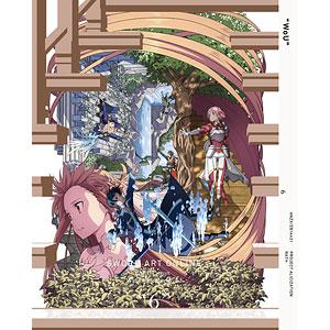 DVD ソードアート・オンライン アリシゼーション War of Underworld 6 完全生産限定版
