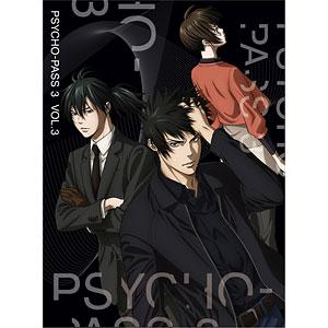 BD PSYCHO-PASS サイコパス 3 Vol.3 (Blu-ray Disc)