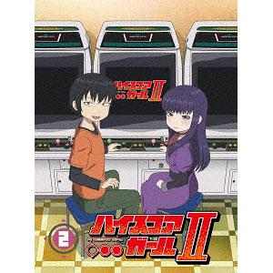 BD ハイスコアガールII STAGE2 初回仕様版 (Blu-ray Disc)