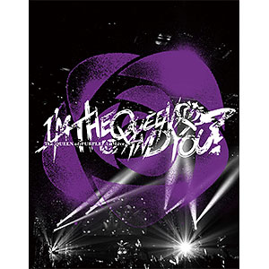 """BD The QUEEN of PURPLE 1st Live """"I'M THE QUEEN, AND YOU?"""" 初回限定盤 (Blu-ray Disc)"""