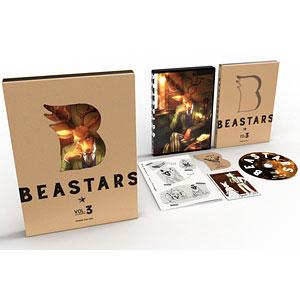 BD BEASTARS Vol.3 初回生産限定版 (Blu-ray Disc)