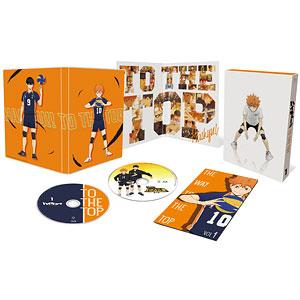 【特典】BD ハイキュー!! TO THE TOP Vol.1 Blu-ray 初回生産限定版