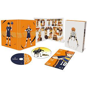 【特典】DVD ハイキュー!! TO THE TOP Vol.1 初回生産限定版
