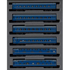 98677 JR 24系25形特急寝台客車(北斗星1・2号)増結セット(6両)