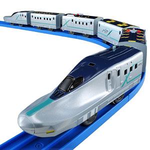 プラレールセット いっぱいつなごう 新幹線試験車両ALFA-X(アルファエックス)
