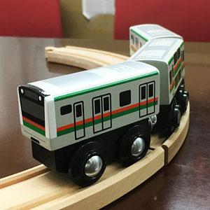 MOK-016 mokuTRAIN(モクトレイン) E233系湘南新宿ライン
